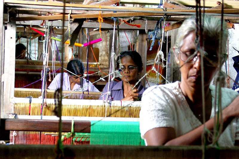 Handloom Industry of Sri Lanka
