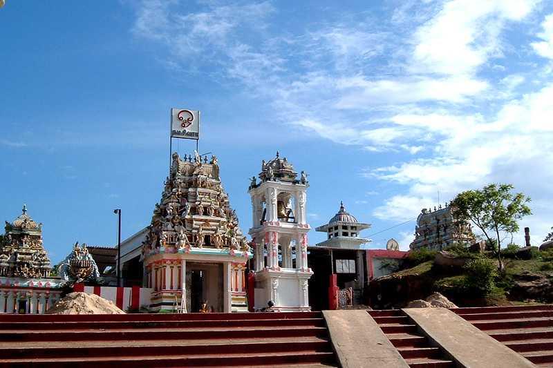 Koneswaram Kovil