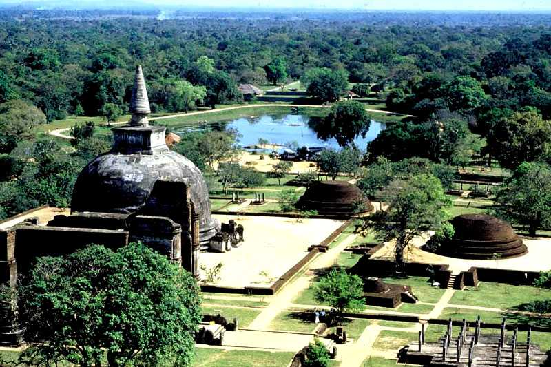 Polonnaruwa City