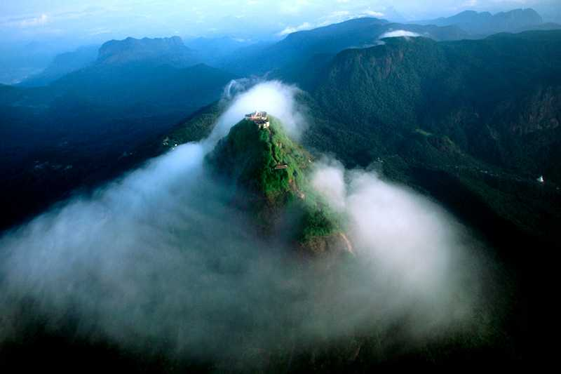 Sri Pada (Adams Peak)